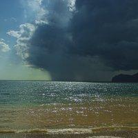 Скоро шторм :: Денис Быстров
