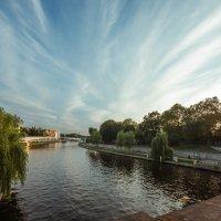 Вечерний Берлин... :: алексей афанасьев
