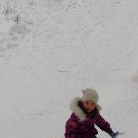 Нравится ли зима детям? :: Андрей Лукьянов
