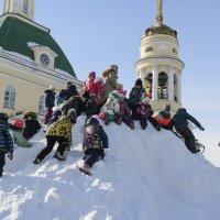 Зимние забавы :: Ольга Русакова