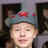 Боец.. :: Иван Клёц