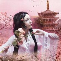 Японская живопись :: Андрей Епиков