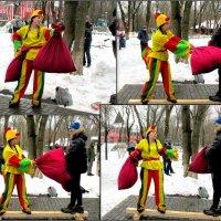 Масленичные забавы в Ростове-на-Дону :: Нина Бутко