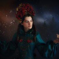 последние ягоды... :: Татьяна Полянская