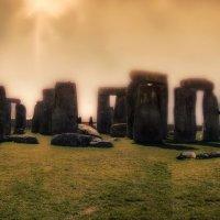 Между прошлым и будущим.Stonehenge. :: Александр Ковальчук