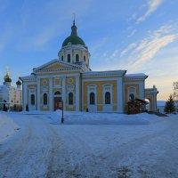 Зарайск, Кремль.Собор Ионна Предтечи ,Никольский собор :: ninell nikitina