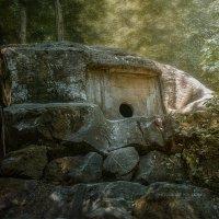 Волконский дольмен (Volkonsky dolmen) :: Андрей Володин