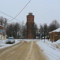 Зарайск Водонапорная башня 29м. :: ninell nikitina