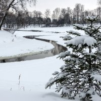 Зимний пейзаж :: VL