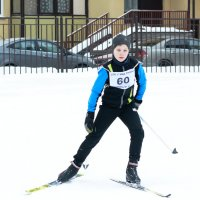 красивый старт :: Мария Кузнецова (Суворова)