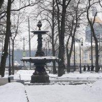СПб.В.О.Румяецевский сад.Фонтан. :: Таэлюр