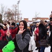 Масленица в Шахтах :: Владимир Болдырев