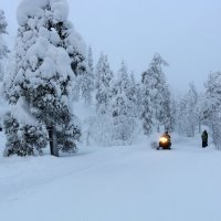 Горные прогулки зимой :: Ольга
