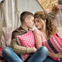 Карина и Николай :: Геннадий Шевлюк