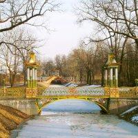Китайский мостик, за ним Крестовый. :: VasiLina *
