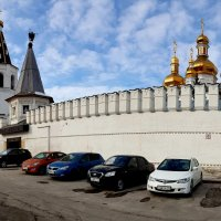 Свято-Троицкий мужской монастырь г.Тюмень :: Олег Петрушов