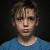 Портрет на темном фоне... :: Алексей le6681 Соколов