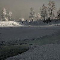 Ледяной путь. :: Марина Фомина.