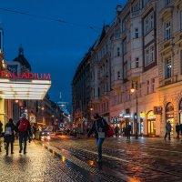 Вечерняя Прага после дождя :: Pavel Shardyko