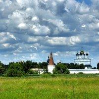 Монастырь. :: Oleg S