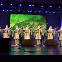 На концерте Кубанского казачьего хора 18 :: Константин Жирнов