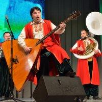 На концерте Кубанского казачьего хора 19 :: Константин Жирнов