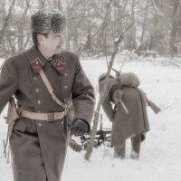 С 23 февраля вас, дорогие мужчины! :: Елена Ахромеева