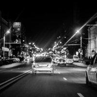 Ночной город :: Vovick Photick
