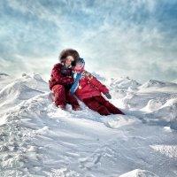 В снегах Заполярья :: Оксана Червинская