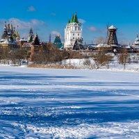 Мороз и солнце :: Илья Шипилов