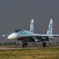 Сухой Су-27СМ :: Владимир Сырых