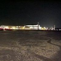 Нева вечером зима :: Митя Дмитрий Митя