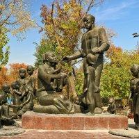 Монумент дружбы народов в Ташкенте :: Светлана