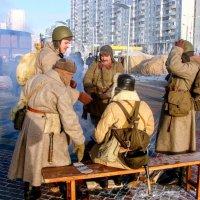 Дивизия Панфилова ! Оплот на южных рубежах Москвы :: Анатолий Колосов