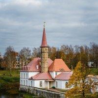 Приоратский замок в Гатчине. :: Олег Бабурин