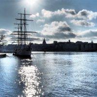 Стокгольм  остров Skeppsholmen :: Swetlana V