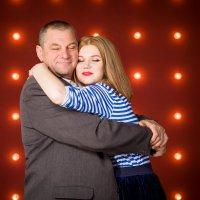 Я люблю тебя папа!!!! :: Стелла Гудз
