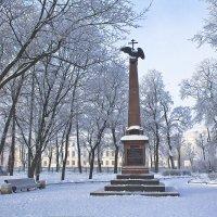 Никольский сад. :: Senior Веселков Петр