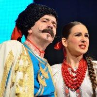 На концерте Кубанского казачьего хора 24 :: Константин Жирнов