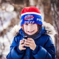Морозный денек :: Антон К.