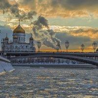 Закатное солнце сегодня. :: Viacheslav Birukov