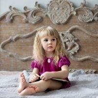 Маленькая принцесса :: Елена Лукьянова