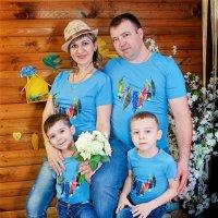 Семейная фотосессия :: марина алексеева