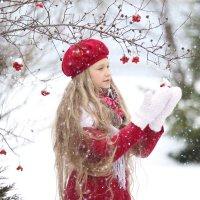 Снежность ))) :: Ирина Голубятникова