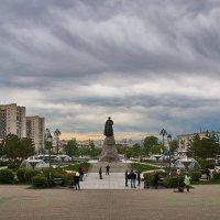 Хабаровск, привокзальная площадь. :: Алексей Некрасов