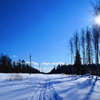 Мороз и Солнце :: Mavr -