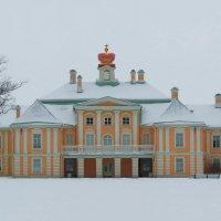 Меньшиковский дворец. Ораниенбаум. :: Евгения Кирильченко