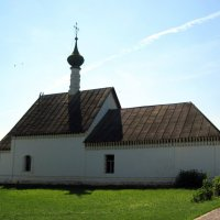 Стефановская церковь 1780 г. в селе Кидекше. :: Ирина ***