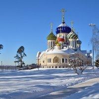 Зима в Переделкино :: Леонид Иванчук