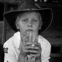 Детский Портрет. :: Jakob Gardok
